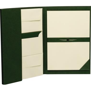 Paper Royal Briefpapiermappe  grün