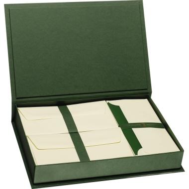 Paper Royal Briefpapierkassette  35,4 x 23,8 x 5,8 cm (B x H x T) grün