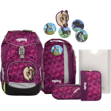 ergobag Schulrucksack pack NachtschwärmBär