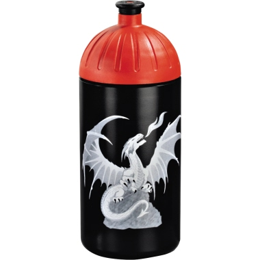 Step by Step Trinkflasche Fire Dragon