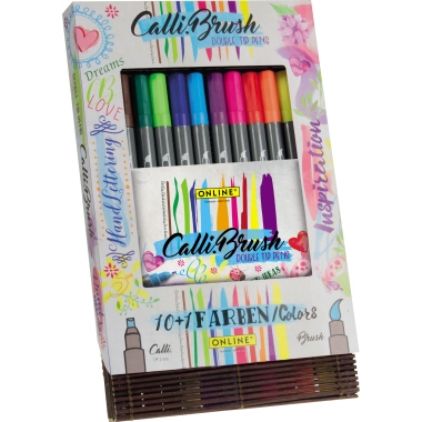 ONLINE® Kalligrafiestift Calli Brush