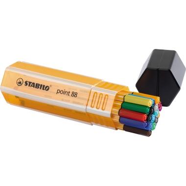 STABILO® Fineliner Big Box point 88®