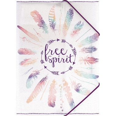 BRUNNEN Sammelmappe Reverse free spirit