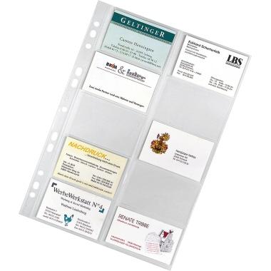 Veloflex Visitenkartenhülle Bos Shop Onlineshop