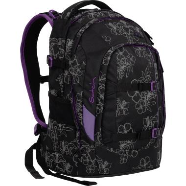 Satch Schulrucksack pack Ninja Hibiscus