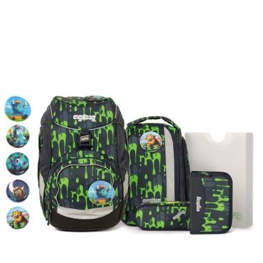 ergobag Schulrucksack pack GlibbBär