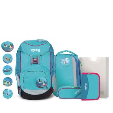 ergobag Schulrucksack pack Hula HoopBär