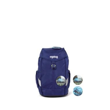 ergobag Kindergartenrucksack Mini BlaulichtBär