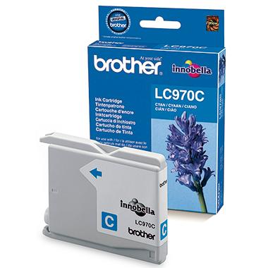Brother Tintenpatrone  LC970C