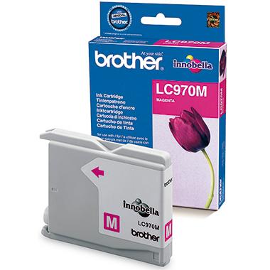 Brother Tintenpatrone LC970M