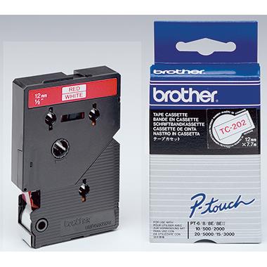P-touch Schriftbandkassette  TC-202