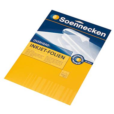 Soennecken Kopierfolie Inkjetdrucker