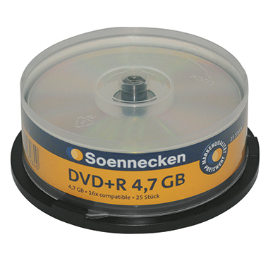 Soennecken DVD+R Spindel