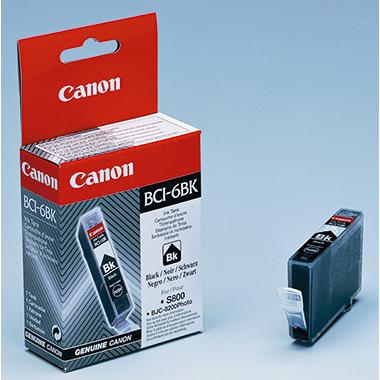 Canon Tintenpatrone BCI6BK