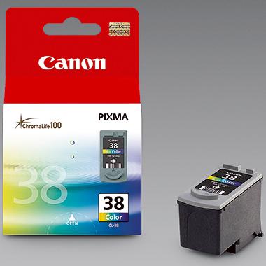 Canon Tintenpatrone CL38