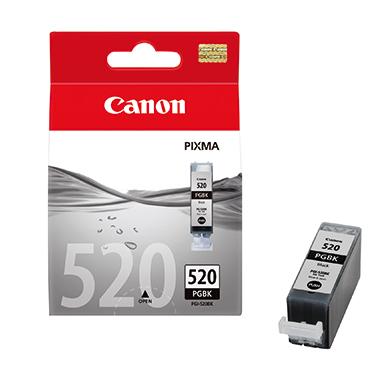 Canon Tintenpatrone PGI520BK  ca. 324 Seiten