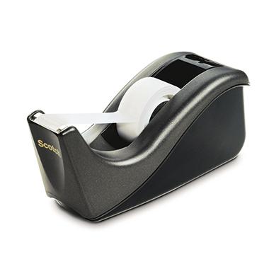 Scotch® Tischabroller C60-BK  grau/schwarz