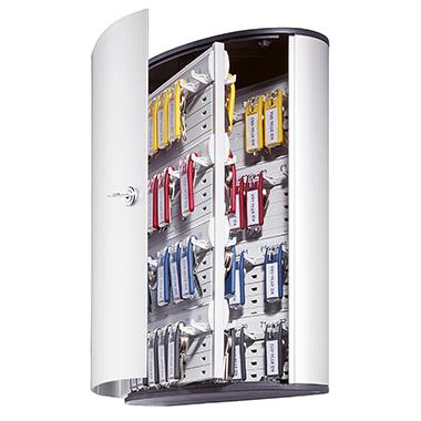 DURABLE Schlüsselschrank KEY BOX 30,2 x 40 x 11,8 cm (B x H x T)