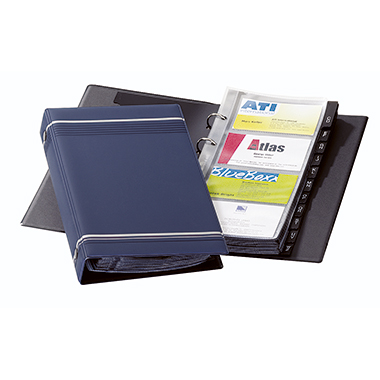 DURABLE Visitenkartenringbuch VISIFIX®