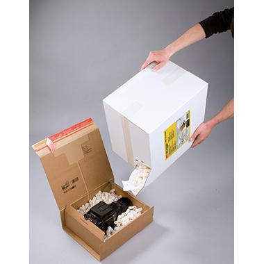 tidyPac® Füllmaterial Flo-Box 45 l