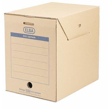 ELBA Archivbox Maxi tric system