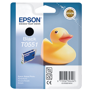 Epson Tintenpatrone  T0551