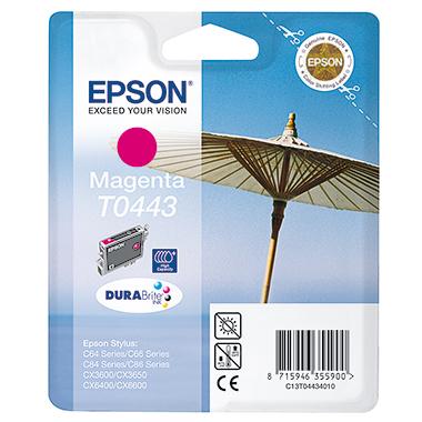 Epson Tintenpatrone  T0443