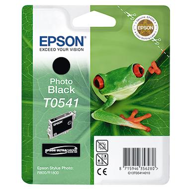 Epson Tintenpatrone  T0541