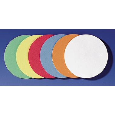 Franken Moderationskarte Kreis selbstklebend