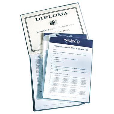 GBC® Laminierfolientasche Document™ Pouch DIN A4
