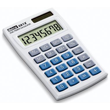 ibico® Taschenrechner 081X