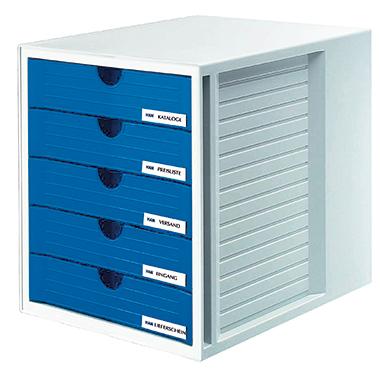 HAN Schubladenbox SYSTEMBOX lichtgrau