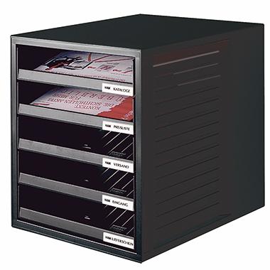 HAN Schubladenbox schwarz