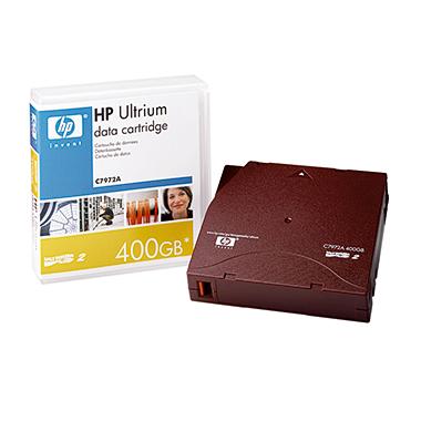 HP Bandkassette  LTO-2 Ultrium