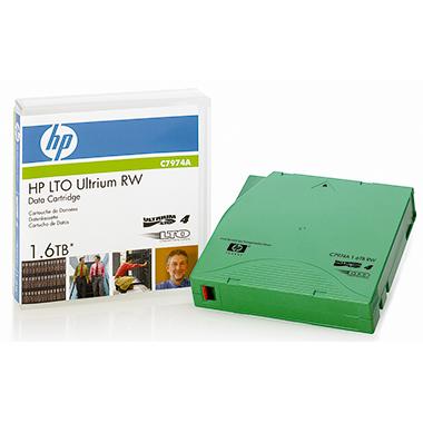 HP Bandkassette  LTO-4 Ultrium