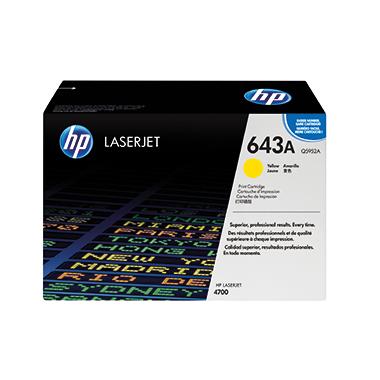 HP Toner 643A  ca. 10.000 Seiten