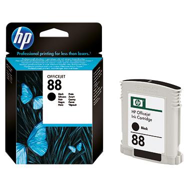 HP Tintenpatrone  88 schwarz