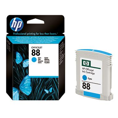 HP Tintenpatrone  88 cyan
