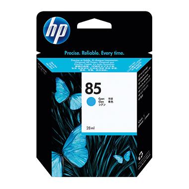 HP Tintenpatrone 85  28 ml