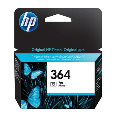 HP Tintenpatrone  364 ca. 130 Fotos (10 x 15 cm)