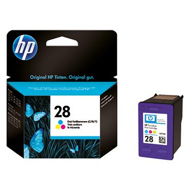 HP Tintenpatrone 28 mehrfarbig
