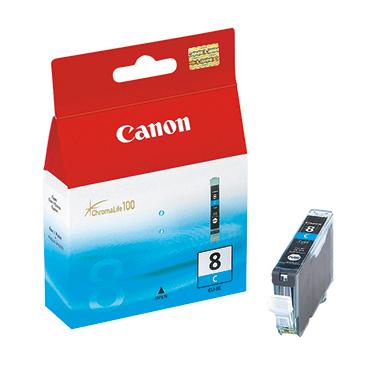 Canon Tintenpatrone  CLI8C cyan