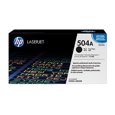 HP Toner 504A  ca. 5.000 Seiten