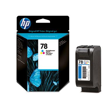HP Tintenpatrone 78