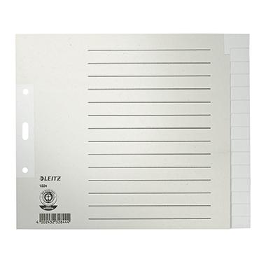 Leitz Ordnerregister 24 x 20 cm (B x H)