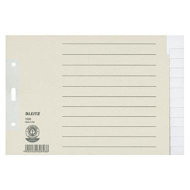 Leitz Ordnerregister 24 x 16 cm (B x H)