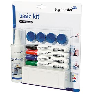 Legamaster Starterset Magnettafel Basic Kit