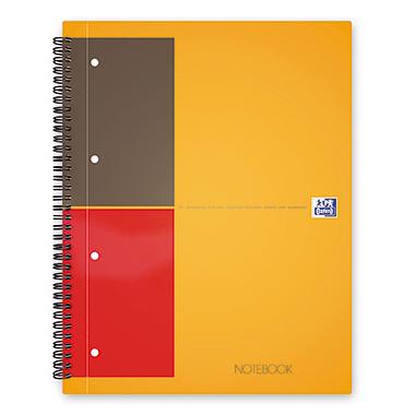 Oxford Collegeblock International Notebook  DIN A4+
