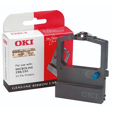 OKI Druckerfarbband 09002316