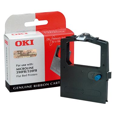 OKI Druckerfarbband 09002310